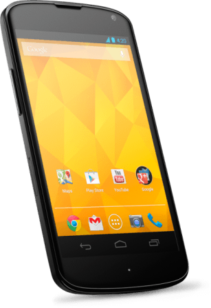LG Nexus 4 from Google