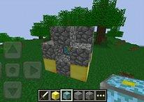 Minecraft: PE Gets Mushroom Farming and Cubic Art, Trippy Man