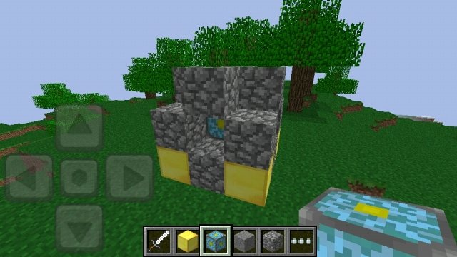 Minecraft: Pocket Edition Nether Reactor