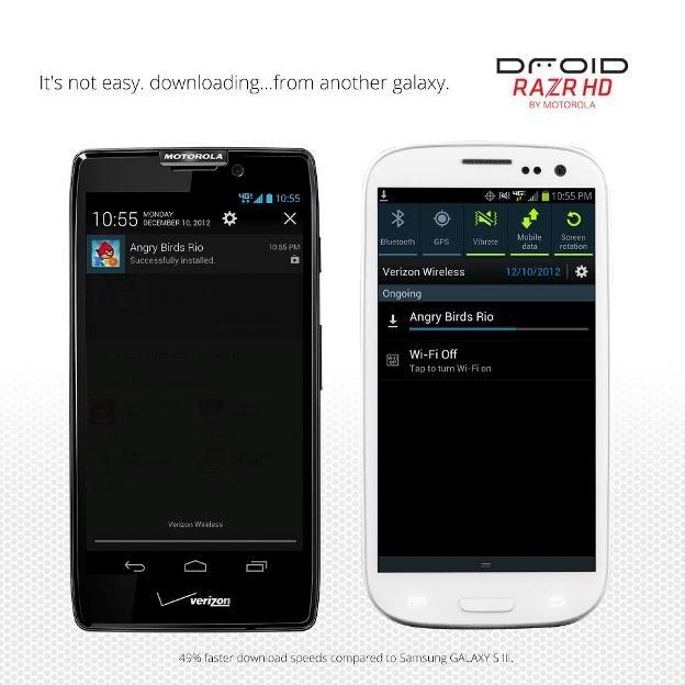 Motorola Attacks Samsung