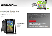 Motorola Launches Trade-In Rebate for Old Devices, Not What You Think