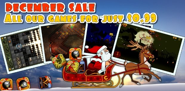 Playito December Sale