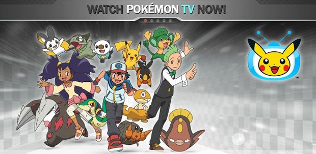 Pokemon TV App