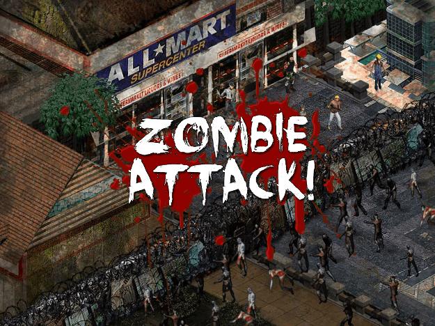 Rebuild Zombie Attack