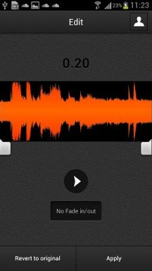 Soundcloud now allows you to record on a mobile device