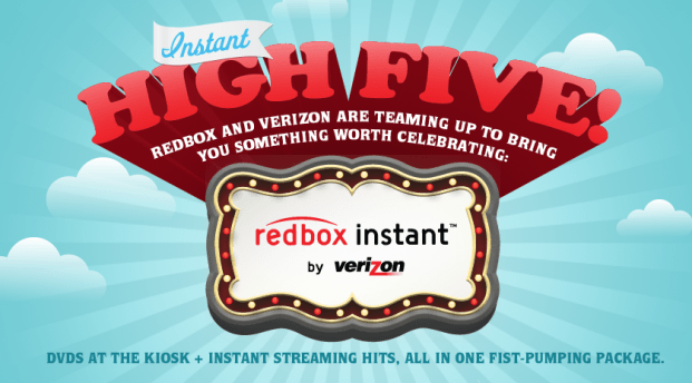 Redbox Instant by Verizon Coming Soon