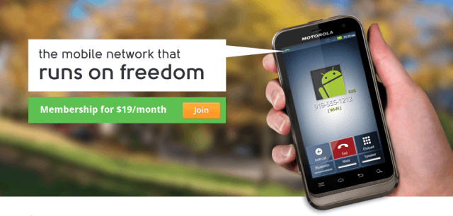 Republic Wireless Front Page Banner
