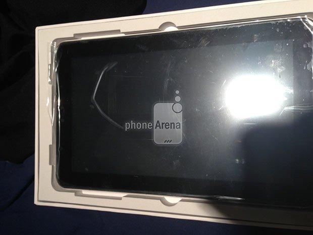 Leaked Image- Samsung Galaxy Tab 3 Design