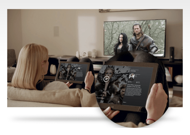 Xbox SmartGlass for Android with tablet support