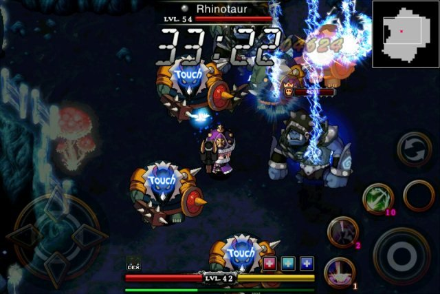 Zenonia 4 Screenshot