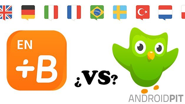 Babbel vs Duolingo edit