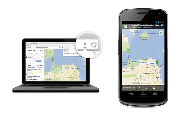 chrometomobile extensions maps