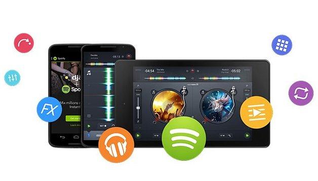 Finalmente o Djay 2 chegou ao Android - Sinta-se como o David Guetta!
