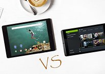 Nexus 9 vs Nvidia Shield Tablet - El título mundial de mejor tablet en juego