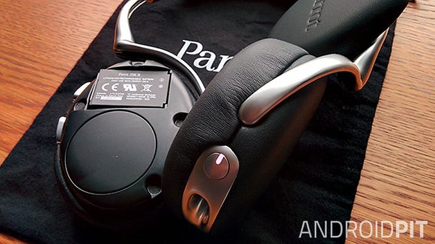 parrot zik2 removable battery edit