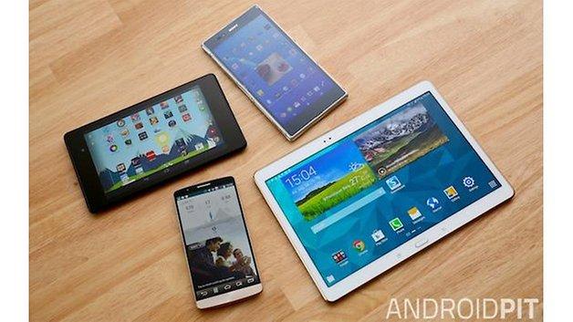 phablets tablets futuro