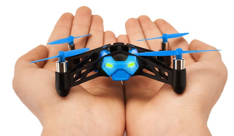 rollingspider minidrone parrot