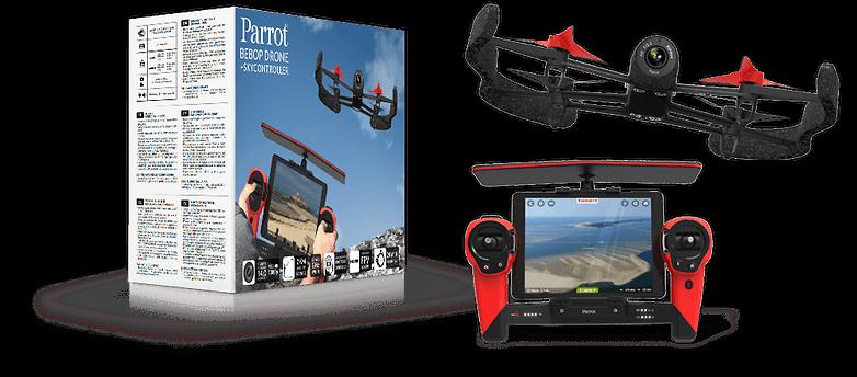skycontroller bebop drone parrot