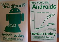 Facebook Campaign to Get Employees To Shift To Android