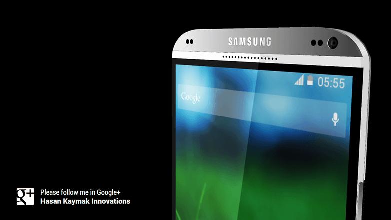 Galaxy S5 kaymak concep21