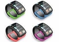 Samsung Galaxy Gear - Las primeras imágenes conceptuales
