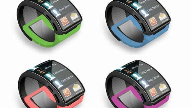 Smartwatch da Samsung pode ser lançado com o Galaxy Note 3