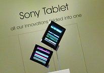 [IFA] [Videos] Die Sony Tablets im Überblick