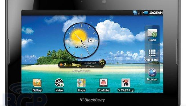 Android-Apps auf dem Blackberry Playbook möglich?