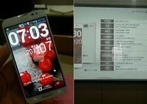 LG Optimus G Pro Spotted With Specifications List