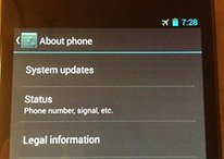 Android 4.2.2 Update Tested