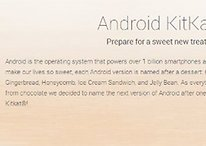 Android KitKat Announced