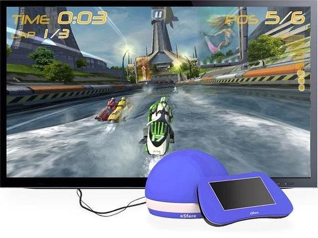 Esfere l 39 autre console de salon pour jeux android androidpit - Console de salon android ...