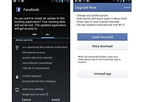 Facebook Pushes Update Outside Of Play Store