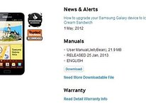 Galaxy Note Android 4.1 Jelly Bean Update Coming Soon