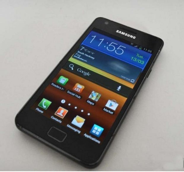 Samsung Galaxy S2 Gets Android 4 2 2 Jelly Bean Update