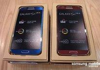 Samsung Galaxy S4 LTE-A Announced