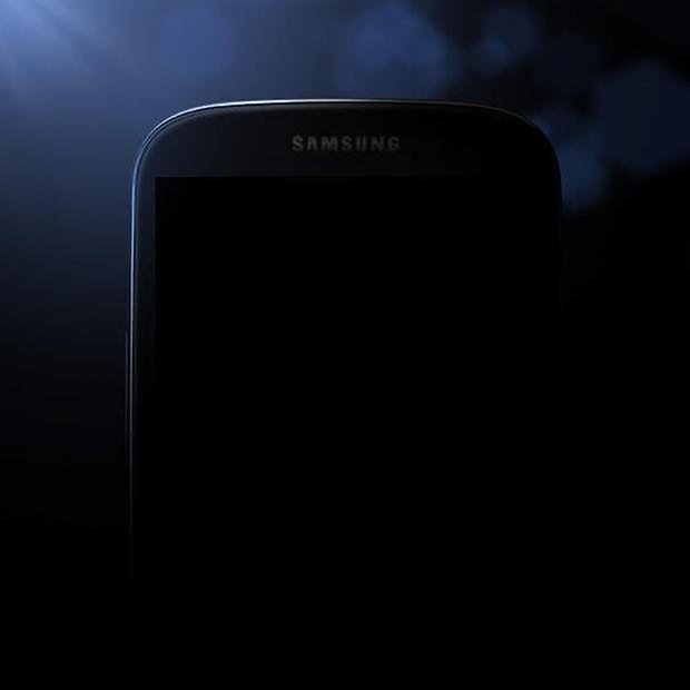 galaxy s4 teaser pic