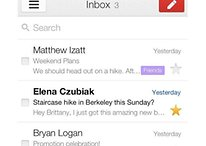 Gmail Mobile UI Improved