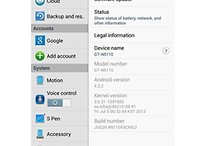 Samsung Galaxy Note 8.0 Gets Android 4.2.2 Update