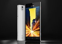 Huawei Ascend P2 Announced At MWC 2013, Priced at 399 Euros
