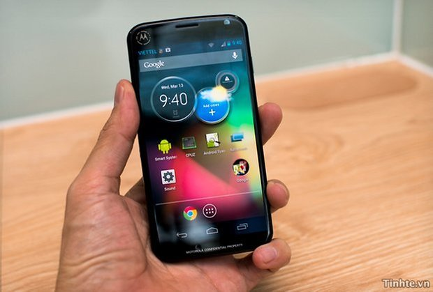 motorola phone leak