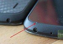 Nexus 4 Design Tweak