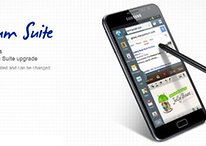 Original Samsung Galaxy Note Receives Premium Suite