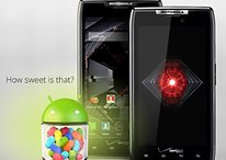 Motorola Droid RAZR & Droid RAZR MAXX Gets Android 4.1 Jelly Bean