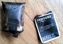 Galaxy Note Explodes In Pants, Injures Owner