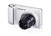 Samsung Galaxy Camera Wi-Fi Unveiled