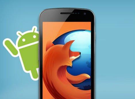 Firefox-App für Android
