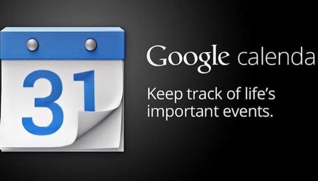 Google Agenda : il reste encore beaucoup à faire !
