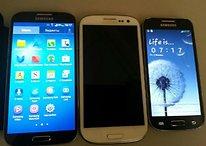 Samsung Galaxy S4 mini bestätigt