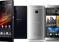 [Update] Xperia Z und HTC One: Das kosten die Superphones